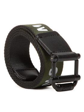 Tommy Jeans Tommy Jeans Cintura da uomo Tjm Roller Rev Webbing Belt 2.5 AM0AM05758 Verde