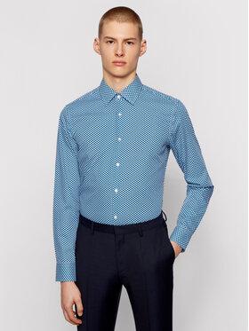Boss Boss Marškiniai Jango 50451566 Spalvota Slim Fit