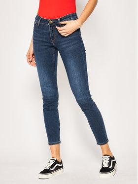 Lee Lee Jeansy Skinny Fit Scarlett L526DUIY Granatowy Skinny Fit