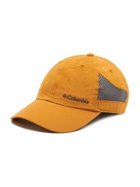 Columbia Columbia Καπέλο Jockey Tech Shade™ Hat 1539331 Καφέ