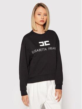 Elisabetta Franchi Elisabetta Franchi Sweatshirt MD-001-16E2-V180 Schwarz Regular Fit