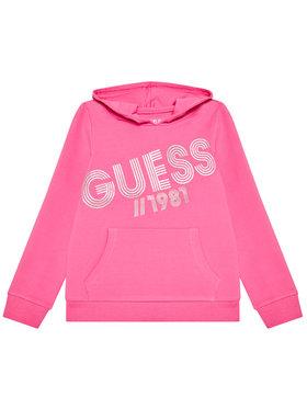 Guess Guess Sweatshirt K1YQ00 KA6V0 Rose Regular Fit