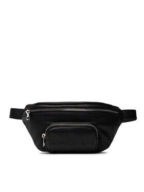 Calvin Klein Jeans Calvin Klein Jeans Saszetka nerka Provocative Waistbag IU0IU00226 Czarny