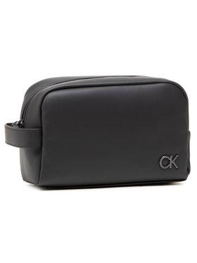 Calvin Klein Calvin Klein Pochette per cosmetici Washbag K50K506785 Nero