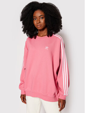 adidas adidas Majica dugih rukava adicolor Classics H33542 Ružičasta Oversize