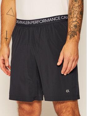 Calvin Klein Performance Calvin Klein Performance Sportshorts Woven 00GMS8S821 Schwarz Regular Fit