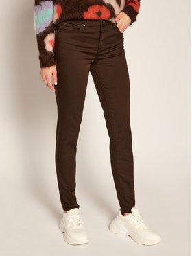 Liu Jo Liu Jo Pantaloni din material WF0328 T7144 Maro Slim Fit