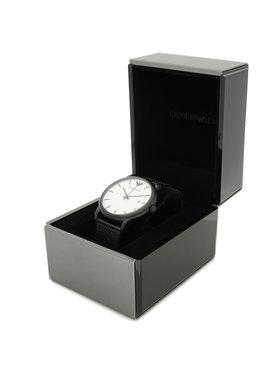 Emporio Armani Emporio Armani Часовник Luigi AR11046 Черен