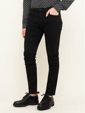 Hugo Hugo jeansy Skinny Fit 734/54 50421624 Nero Skinny Fit