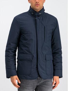Woolrich Woolrich Prijelazna jakna WOCPS2857 UT1157 Tamnoplava Regular Fit