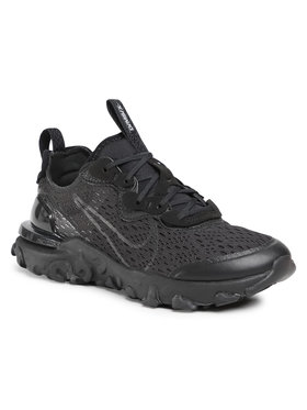Nike Nike Cipő React Vision (Gs) CD6888 004 Fekete
