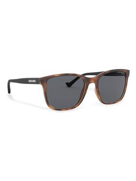 Emporio Armani Emporio Armani Okulary przeciwsłoneczne 0EA4139 508987 Czarny