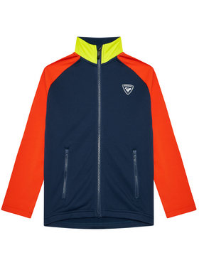 Rossignol Rossignol Sweatshirt Fz Clim RLIYL01 Bleu marine Regular Fit