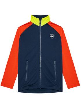 Rossignol Rossignol Sweatshirt Fz Clim RLIYL01 Dunkelblau Regular Fit