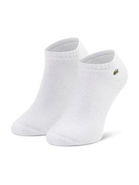 Lacoste Lacoste Niedrige Unisex Socken RA2061 Weiß