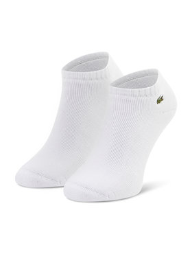 Lacoste Lacoste Nízké ponožky Unisex RA2061 Bílá
