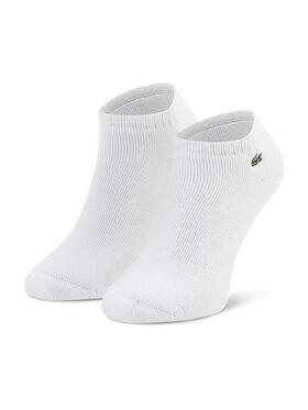 Lacoste Lacoste Rövid unisex zoknik RA2061 Fehér