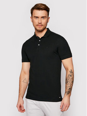 Roy Robson Roy Robson Polo 4800-90 Nero Regular Fit