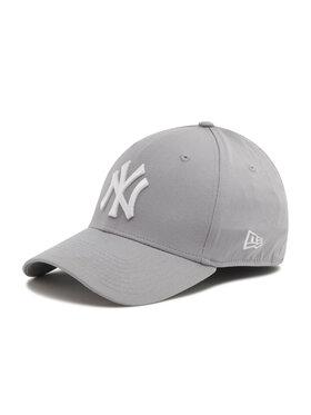 New Era New Era Șapcă 39Thirty Mlb New York Yankees 10298279 Gri