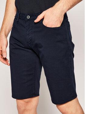 Emporio Armani Emporio Armani Szorty jeansowe 3H1PA6 1N4ZZ 0922 Granatowy Slim Fit