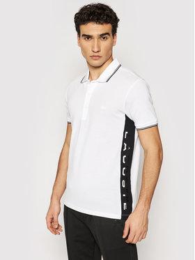 Lacoste Lacoste Polo marškinėliai PH0102 Balta Slim Fit