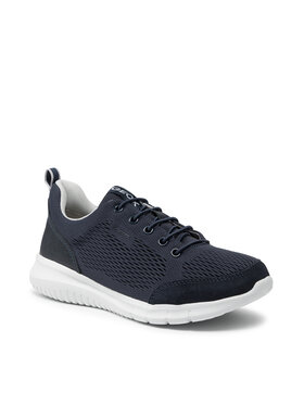 Geox Geox Sneakersy U Monreale B U15BVB 0006K C4002 Tmavomodrá