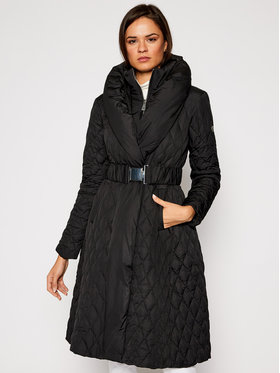 Guess Guess Cappotto invernale Wallis W0BL05 WDEY0 Nero Regular Fit