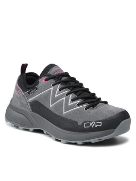 CMP CMP Παπούτσια πεζοπορίας Kaleepso Low Wmn Hiking Shoe Wp 31Q4906 Γκρι