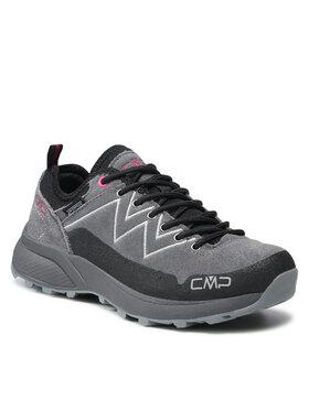 CMP CMP Туристически Kaleepso Low Wmn Hiking Shoe Wp 31Q4906 Сив