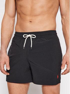 Polo Ralph Lauren Polo Ralph Lauren Pantaloni scurți pentru înot Traveler 710837404009 Negru Slim Fit
