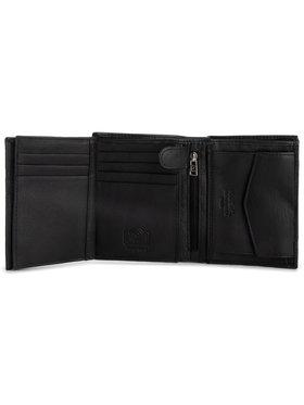 Pierre Cardin Pierre Cardin Velká pánská peněženka Tilak15 326 Černá