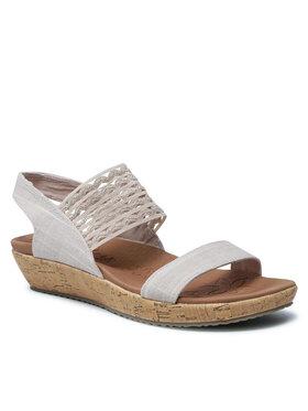 Skechers Skechers Sandále Most Wanted 119013/NUDE Béžová