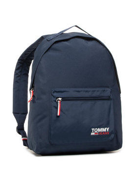 Tommy Jeans Tommy Jeans Kuprinė Campus Girl Backpack AW0AW08954 Tamsiai mėlyna