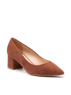 Solo Femme Solo Femme Chaussures basses 48901-01-L41/000-04-00 Marron