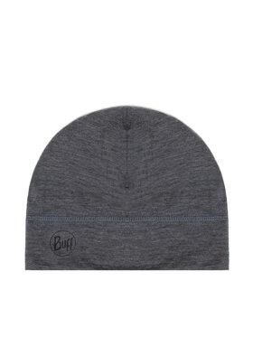 Buff Buff Bonnet Lightweight Merino Wool Hat Solid 113013.937.10.00 Gris