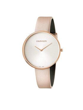 Calvin Klein Calvin Klein Часовник Lady K8Y236Z6 Розов