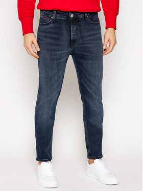 Tommy Jeans Tommy Jeans Skinny Fit Jeans Simon DM0DM09285 Dunkelblau Skinny Fit