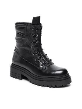 Carinii Carinii Outdoorová obuv B7534 Čierna