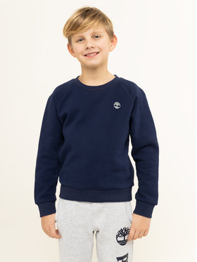Timberland Timberland Sweatshirt T25Z04 Dunkelblau Regular Fit