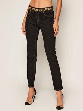 Versace Jeans Couture Versace Jeans Couture Džinsinės tamprės A1HZB0JJ Juoda Slim Fit