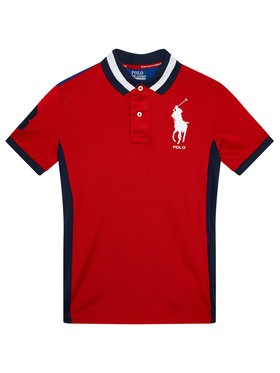 Polo Ralph Lauren Polo Ralph Lauren Polo 323835453002 Czerwony Regular Fit