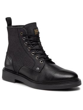 G-Star Raw G-Star Raw Μπότες Vacum Boot D18086-9239-990 Μαύρο