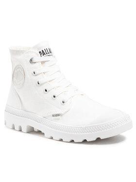 Palladium Palladium Outdoorová obuv Mono Chrome 73089-116-M Biela