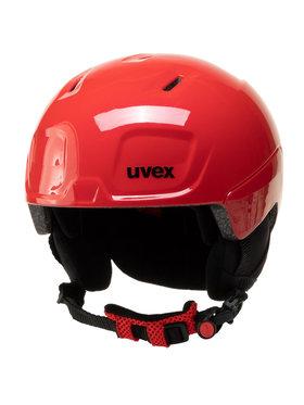 Uvex Uvex Kask narciarski Heyya S5662522011 Czerwony