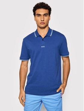 Boss Boss Polo Pchup 1 50449367 Bleu Regular Fit