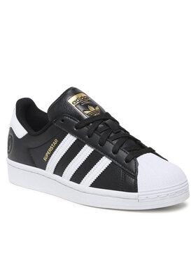 adidas adidas Schuhe Superstar Vegan FW2296 Schwarz