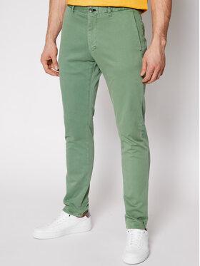 Joop! Jeans Joop! Jeans Текстилни панталони 15 Jjf-19Steen-D 30023721 Зелен Slim Fit