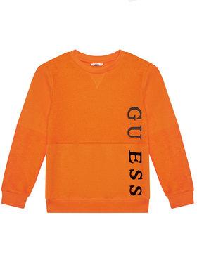 Guess Guess Bluză L1RQ09 KA6R0 Portocaliu Regular Fit