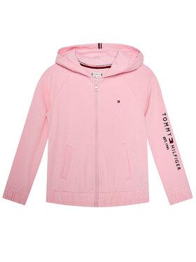 TOMMY HILFIGER TOMMY HILFIGER Sweatshirt Essential KG0KG05491 D Rosa Regular Fit