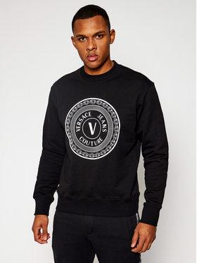 Versace Jeans Couture Versace Jeans Couture Sweatshirt B7GWA7TT Noir Regular Fit